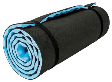 Madrats täispuhut Spokey Squat Black Blue 831302