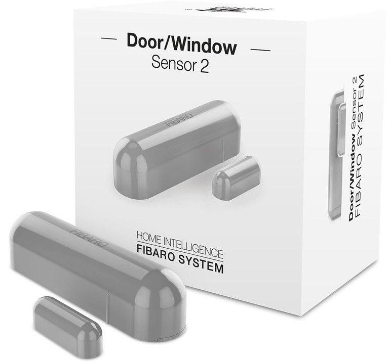 Fibaro Door Window Sensor 2 Z-Wave Grey
