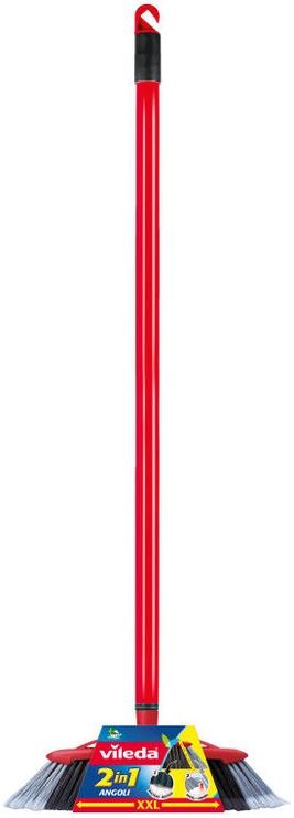 Vileda Profil 2in1 Double Angle Broom 128762
