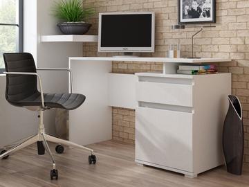 Kirjutuslaud Pro Meble Milano PKC 105 White