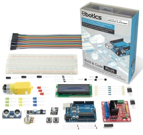 Ksix Ebotics Build / Code Plus Electronic and Programming Extended Kit