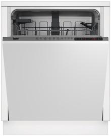 Bстраеваемая посудомоечная машина Beko DIN25411