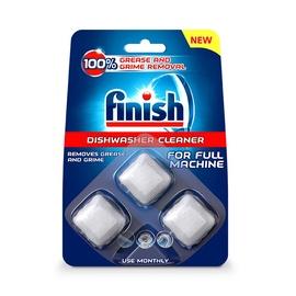 Finish Dishwasher Cleaner Caps 3pcs
