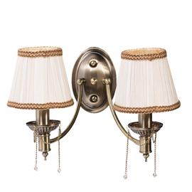 Domoletti VERONA MB6131-2 2x40W E14 Brass