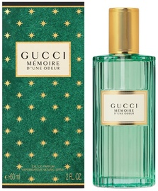Parfüümvesi Gucci Mémoire d'une Odeur 60ml