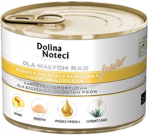Dolina Noteci Junior Chicken/Veal 185g