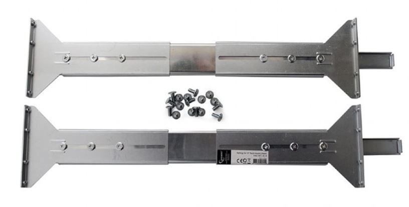 Gembird Railings for 19'' Rack-mount Chassis