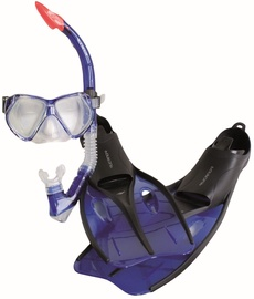 Rucanor Insula Snorkel Set 38/39 Blue