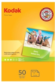 Kodak Photo Paper Gloss A6 180g 50sh