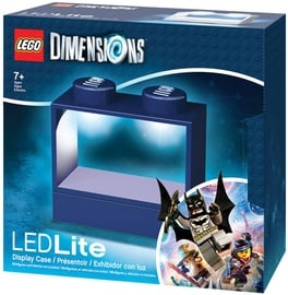 Lego Dimensions LED Light-Up Display Case Blue