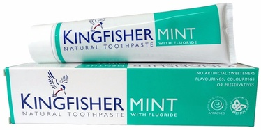 Kingfisher Toothpaste Mint 100ml With Fluoride