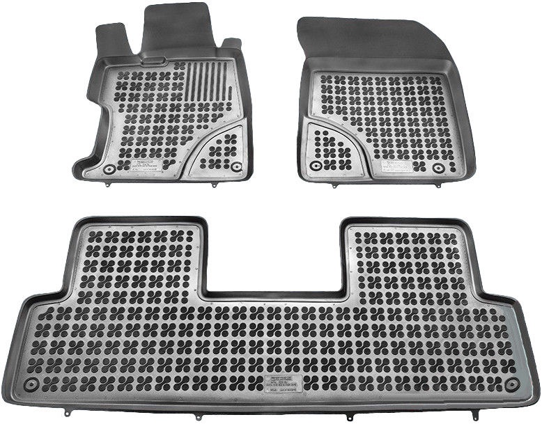 REZAW-PLAST Honda Civic Sedan IX 2012 Rubber Floor Mats