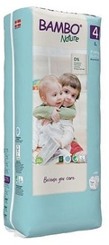 Bambo Nature Classic Diapers S4 48