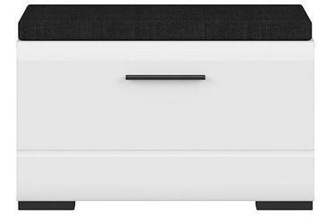 Kingariiul Black Red White Fever White, 800x370x500 mm
