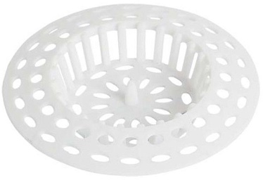 Spirella Sieve For Sink 2PCS Ø7 White Plastic