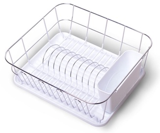 Kamille Dish Dryer White 0763D