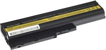 Green Cell Battery Lenovo IBM Thinkpad LE01 60 61 4400mAh