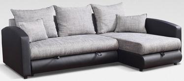 Nurgadiivan Platan Nina 03 Black/Grey, 235 x 172 x 95 cm