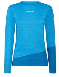 La Sportiva Woman Long Sleeve Top Dash Azure/Neptune M