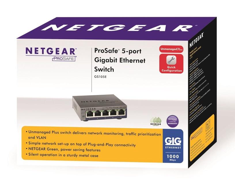 NETGEAR ProSafe PLUS GS105E