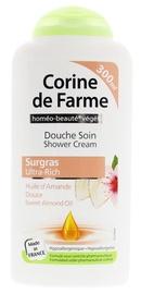 Corine de Farme Shower Cream 300ml Sweet Almond Oil