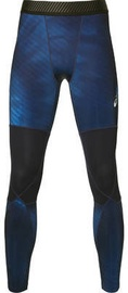Asics Base Layer Graphic Tight 2031A197-400 Black/Blue M
