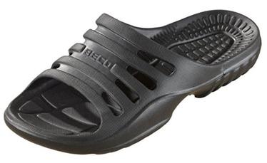 Beco Pool Slippers 90653-0 Black 45