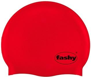 Fashy Swimming Cap Silikon 3040 Red