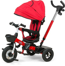 Milly Mally Movi Tricycle Red