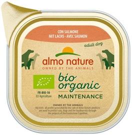 Almo Nature Bio Organic Maintenance Salmon 100g