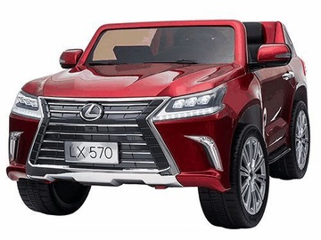 Ocie Electric Ride-On Lexus LX570 8130025-4ARSP Red