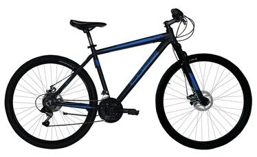 """Jalgratas Coppi MTB Man Black/Blue, 15"""", 27"""""""