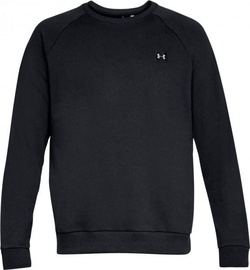 Under Armour Rival Fleece Crew 1320738-001 Black L