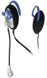 Gembird MHS-201 Silver/Blue
