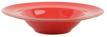 Porland Seasons Pasta Plate D25cm Red