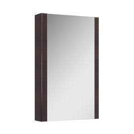 Elita Bathroom Wall Cabinet Eve With Mirror 167055 Oak