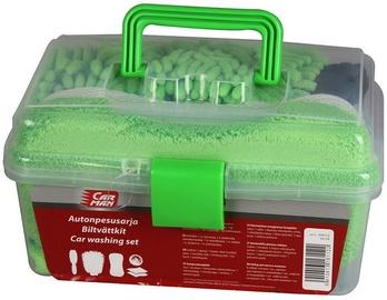 CarMan Car Wash Kit 6pcs