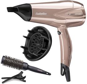 BaByliss Hairdryer & Brush D322RWE
