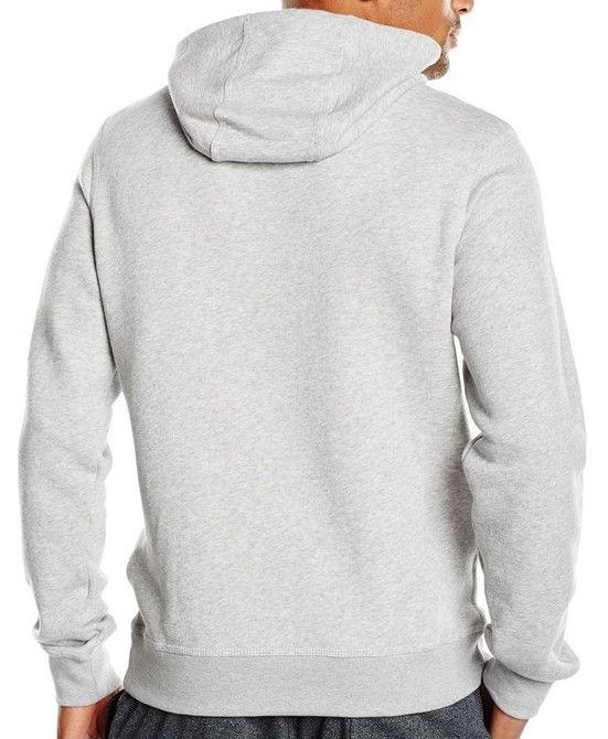 Nike Team Club Hoody 658498 050 Grey 2XL
