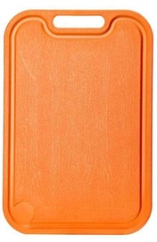 Разделочная доска Galicja, oранжевый, 260x375 мм