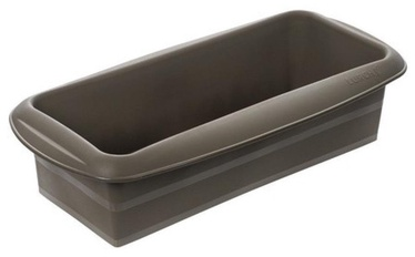 Lurch Flexiform Loaf Pan 25cm Brown Silicone