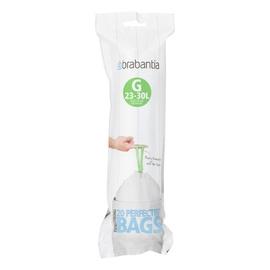 Brabantia Garbage Bags 23-30l 20pcs G
