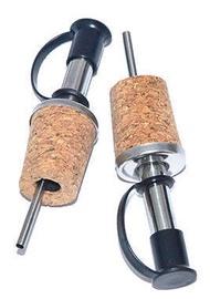 Fissman Bottle Stoppers With Pourers 2pcs 8902