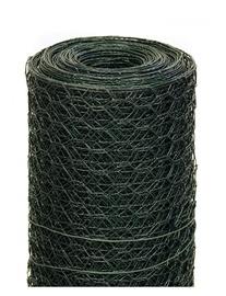 Aiavõrk Hex, 0,8x25x1000 mm, roheline