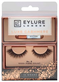 Eylure Luxe Cashmere False Eyelashes No.6