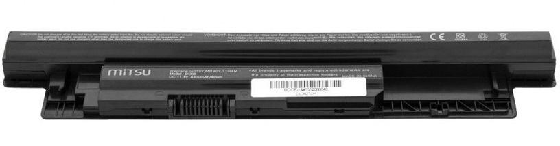 Mitsu Battery for Dell Inspiron 14 15 17 4400mAh