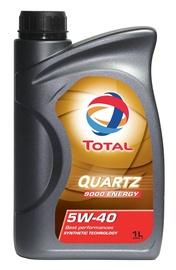 Mootoriõli Total Quartz 9000 Energy 5w-40, 1l