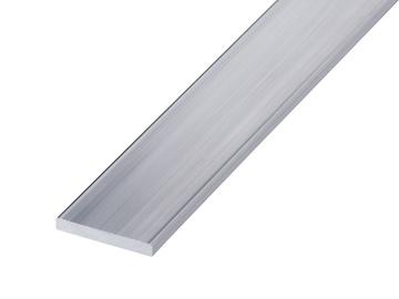 Aluminium Strip 25x3mm 1m