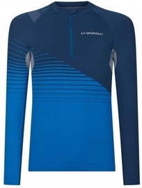 La Sportiva Man Long Sleeve Top Castor Opal/Neptune L
