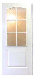 Monte Interior Door Karmena Nėra HW 72.5x203cm White